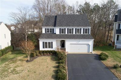 Hanover Single Family Home For Sale: 8134 Falling Leaf Court