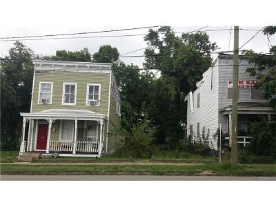 Richmond Residential Lots & Land For Sale: 2320 Hull Street