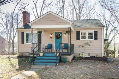 South Chesterfield VA Single Family Home For Sale: $174,900