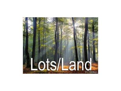 Richmond Residential Lots & Land For Sale: 1813 North 23rd Street