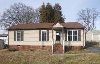 Colonial Heights Single Family Home For Sale: 550 Cottage Grove Avenue