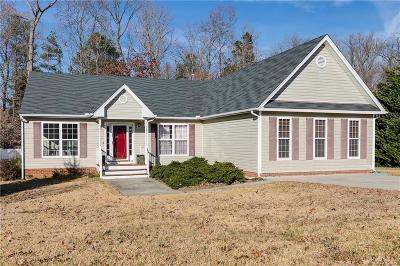 Chesterfield County Single Family Home For Sale: 3048 Black Gum Terrace