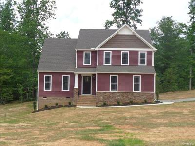 New Kent Single Family Home For Sale: 11520 Oakfork Drive