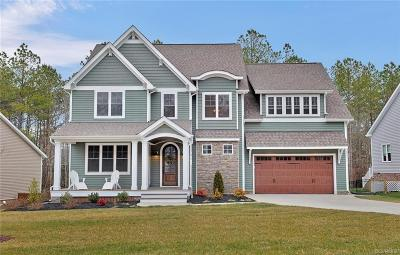 Chesterfield County Single Family Home For Sale: 8431 Highmarker Court