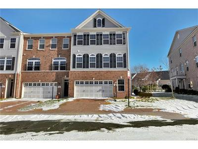 Henrico County Condo/Townhouse For Sale: 501 Siena Lane #501