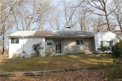 Henrico VA Single Family Home Sold: $135,746