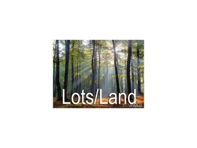 Chesterfield County Residential Lots & Land For Sale: 2807 Live Oak Lane
