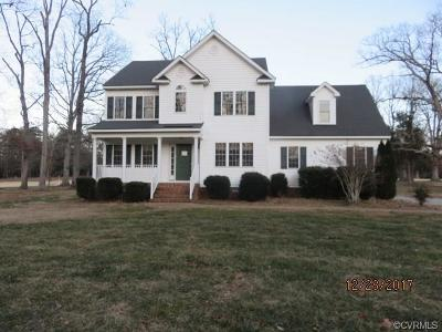Powhatan County Single Family Home For Sale: 1630 Olde Links Drive