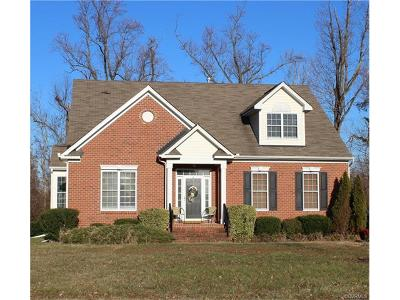Richmond Single Family Home For Sale: 810 Hillcrest Farms Drive