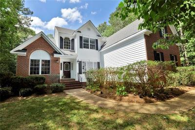 Chesterfield County Single Family Home For Sale: 11312 Covina Lane