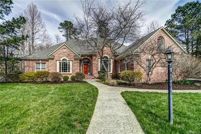 Williamsburg Single Family Home For Sale: 3039 Whittaker Island Road