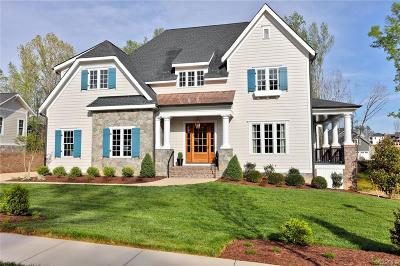Chesterfield County, Henrico County Single Family Home For Sale: 1913 Muswell Court