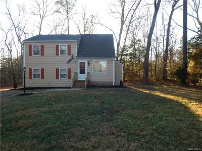 Chester Single Family Home For Sale: 4004 Somerlane Circle