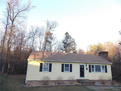 Midlothian Single Family Home For Sale: 2701 Goby Court