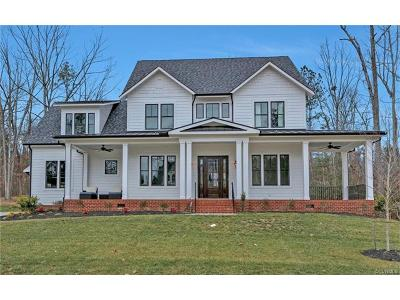 Midlothian Single Family Home For Sale: 16213 Mitchells Mill Court