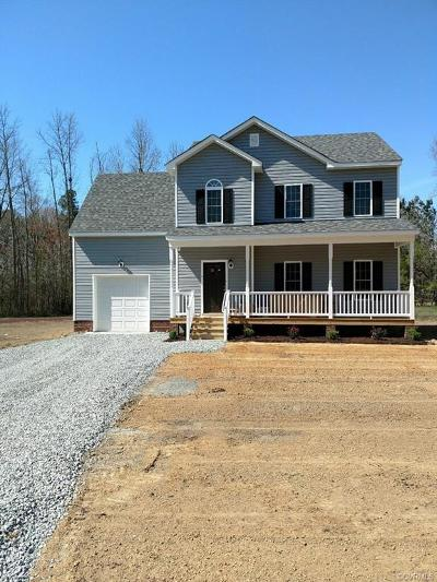 Chesterfield VA Single Family Home For Sale: $227,500