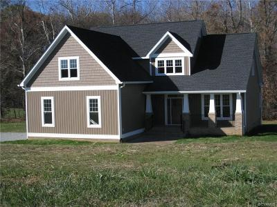 Powhatan Single Family Home For Sale: 1139 Sparrows Lane Lane