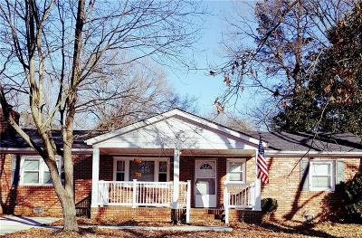 Chesterfield County Rental For Rent: 16111 Gary Avenue