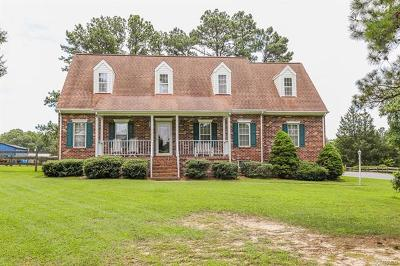 Hanover County Single Family Home For Sale: 5021 Sandy Valley Road