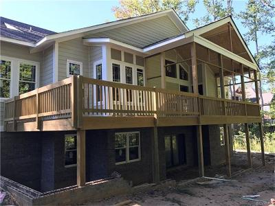 Midlothian Single Family Home For Sale: 16518 Saville Chase Road