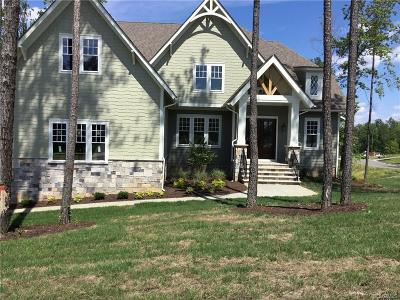 Midlothian Single Family Home For Sale: 2125 Colwyn Bay Drive