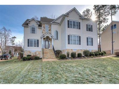 Chesterfield County Single Family Home For Sale: 16930 Jennway Terrace