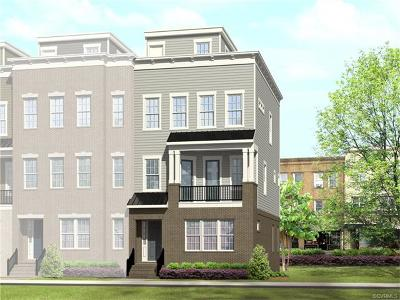 Henrico Condo/Townhouse For Sale: 5112 Old Main Street #6 Blk 19