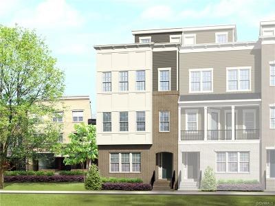 Henrico Condo/Townhouse For Sale: 5114 Old Main Street #7 Blk 19