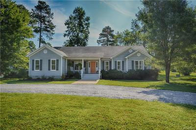 Hanover County Single Family Home For Sale: 14132 Peacock Place