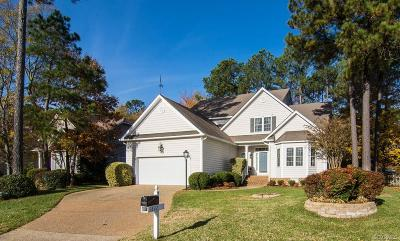Henrico County Single Family Home For Sale: 1822 Rolfe Way
