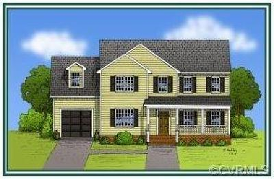 Hanover County Single Family Home For Sale: 8091 Castle Grove Drive