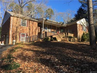 Ashland Single Family Home For Sale: 14282 Riverside Drive