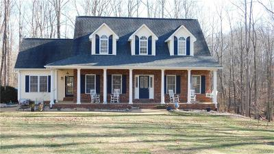 Powhatan Single Family Home For Sale: 1365 Quarter Mill Court