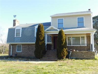 Montpelier VA Single Family Home For Sale: $295,000