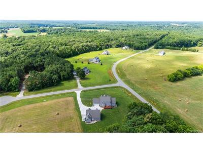 Powhatan Residential Lots & Land For Sale: 3003 Appomattox Trace Lane