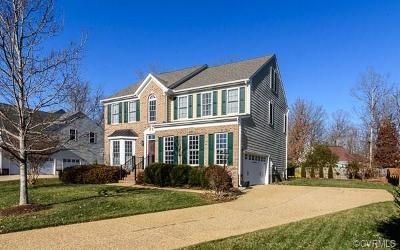 Chesterfield County Single Family Home For Sale: 14812 Colony Oak Terrace
