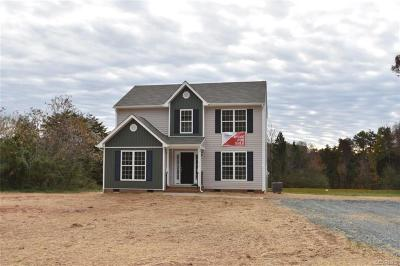 Louisa Single Family Home For Sale: Evergreen Road