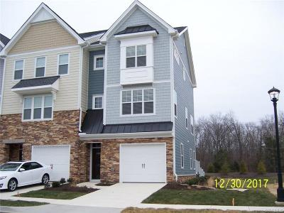 Henrico County Rental For Rent: 11112 Swanee Trace