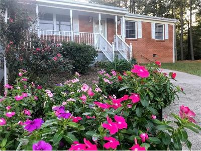 Louisa Single Family Home For Sale: 17220 Louisa Road