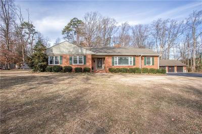 Hanover County Single Family Home For Sale: 7471 Full View Avenue