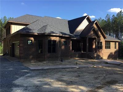 Chesterfield County Single Family Home For Sale: 5321 Otterdale Road