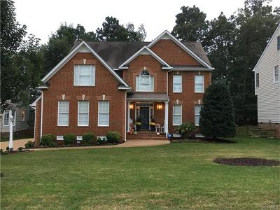 Glen Allen Single Family Home For Sale: 11709 Autumnwood Court