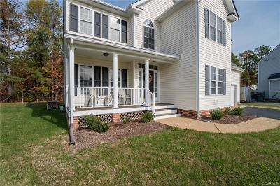 Henrico County Single Family Home For Sale: 2532 Woodman Trace Drive