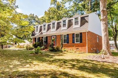 Hanover County Single Family Home For Sale: 9283 Neptune Drive