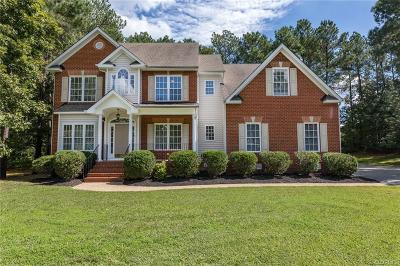 Chesterfield County Rental For Rent: 5100 Beachmere Court