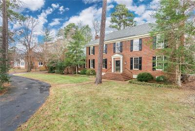 Henrico Single Family Home For Sale: 105 North Erlwood Court