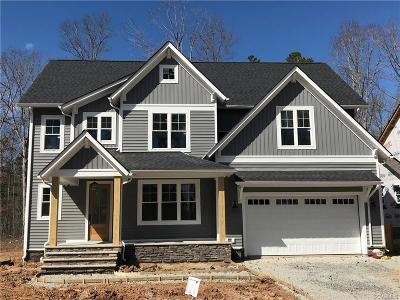 Chesterfield County Single Family Home For Sale: 3712 Waverton Drive