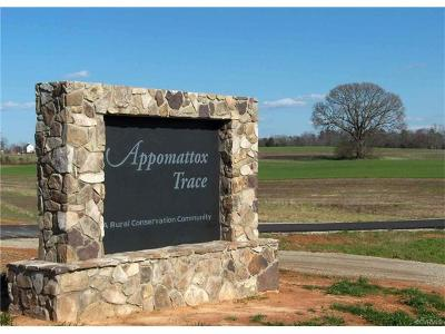 Powhatan Residential Lots & Land For Sale: 795 Appomattox Trace Road