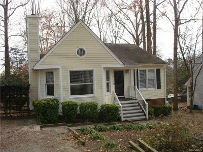 Hanover County Single Family Home For Sale: 7180 Mill Valley Road