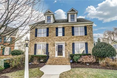 Glen Allen Single Family Home For Sale: 11601 Coachmans Carriage Place